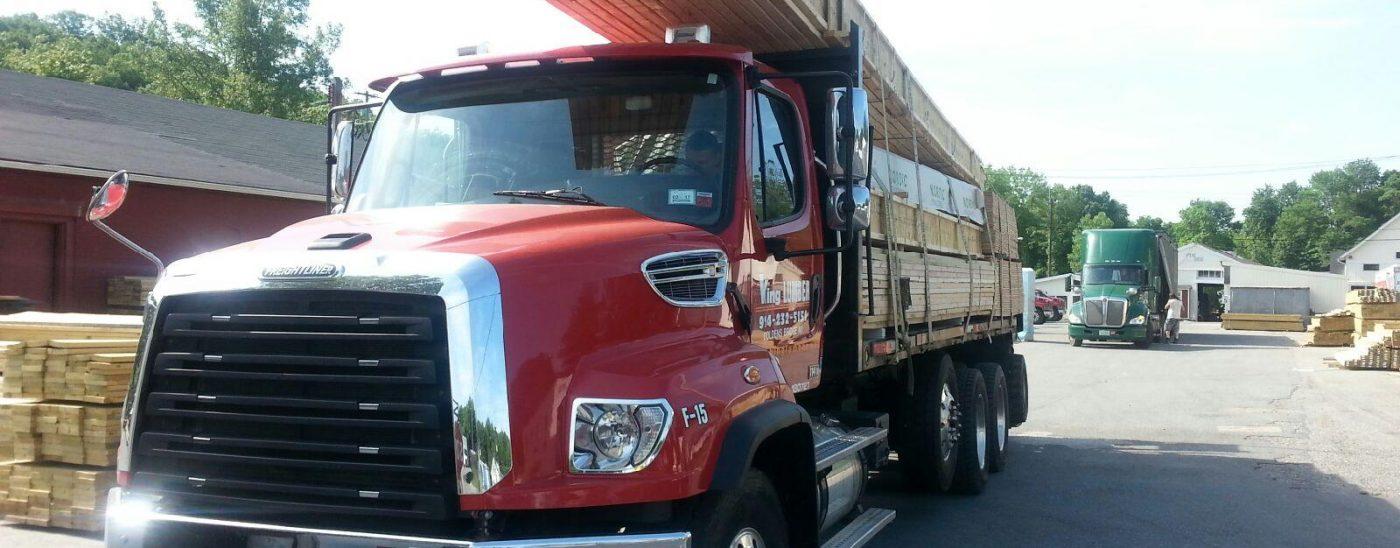 King Lumber Truck